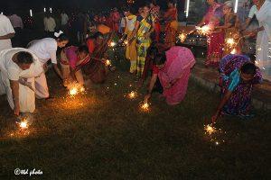 Diwali Celebrations at BIRRD Hospital 1