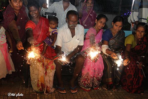 Diwali Celebrations at BIRRD Hospital 2