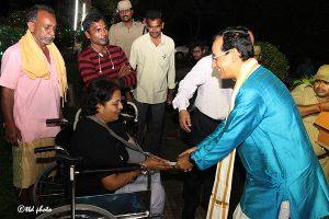 Diwali Celebrations at BIRRD Hospital