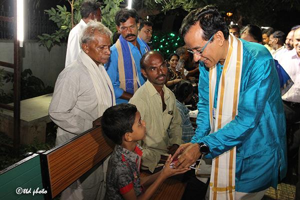 Diwali Celebrations at BIRRD Hospital 5