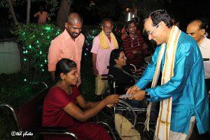 Diwali Celebrations at BIRRD Hospital 6