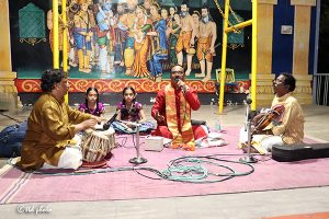 bhakthi sangeetham sri gadwal chandrasekhar rao& brundam