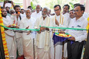 inaugration of vakula matha rest house 01