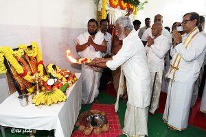 inaugration of vakula matha rest house 03