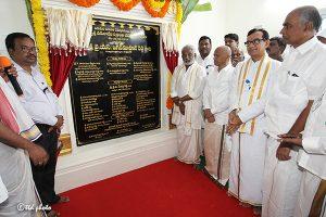 inaugration of vakula matha rest house 04