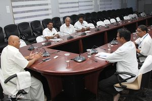 ADDITIONAL EO MEETING WITH RETIRED EMPLOYEES OF TTD1