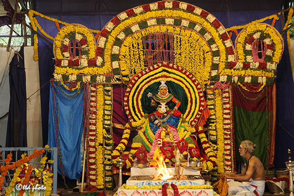 Sri Chandikeswara Swamy Homam 1