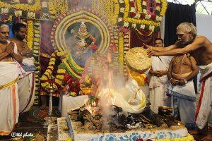 Sri Chandikeswara Swamy Homam 3