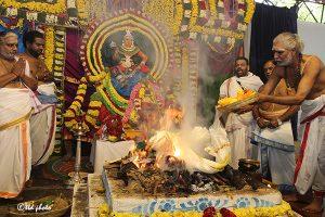 Sri Chandikeswara Swamy Homam 4