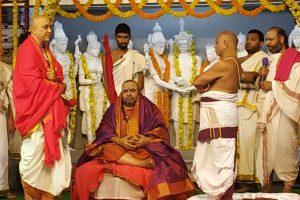 Sri Sri Tridandi Ahobila Ramanuja Chinna Jiyar Swamy
