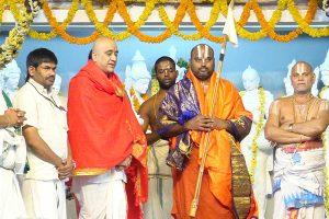 Sri Sri Tridandi Ahobila Ramanuja Chinna Jiyar Swamy2