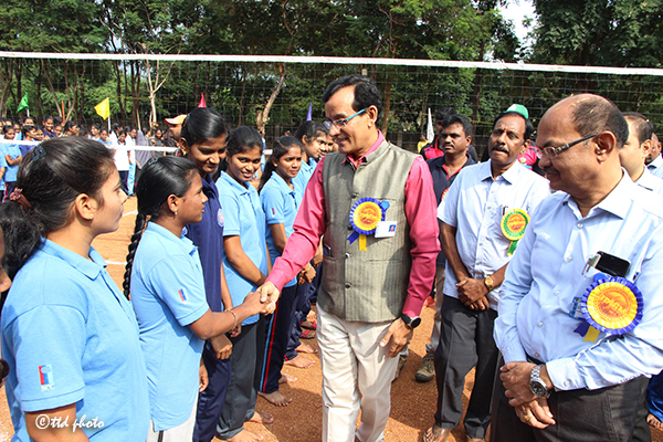 24th Inter Polytechnic Sports and Games Meet Girls Tpt 11