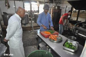 ADDNL.EO INSPECTS REST HOUSES IN TIRUMALA1co