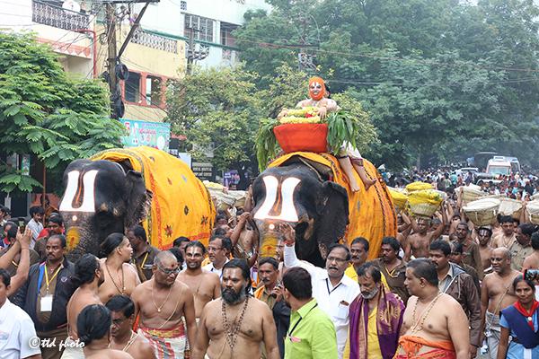 procession of padi6