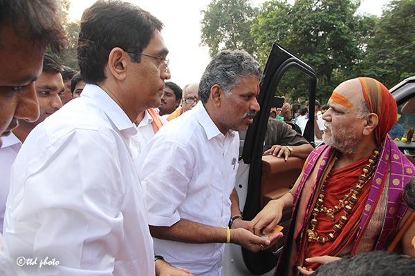 Sri Swaroopananendra Saraswathy Swamy Sarada Peetham 5