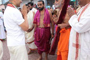 Sri Vidyapayonidhi Theertha Swamiji Vyasaraja Mutt1