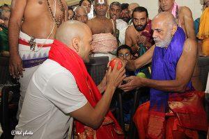 Sri Vidyapayonidhi Theertha Swamiji Vyasaraja Mutt11