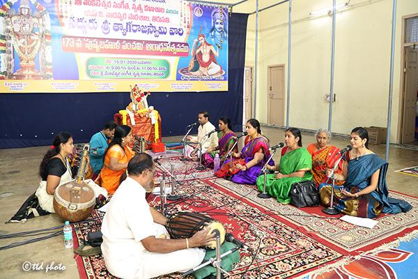 173 sri thyagaraja swami aradhanotsavam 04
