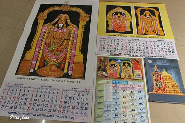 Ttd Calendars5
