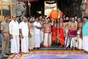 procession of goda mala