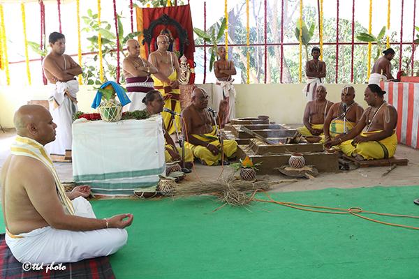 DHANVANTHIRI YAGAM 09