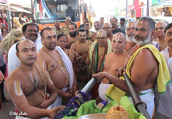 Sri Ahobila Mutt Sri Sri Ranganatha Yatheendra Mahadesikan5