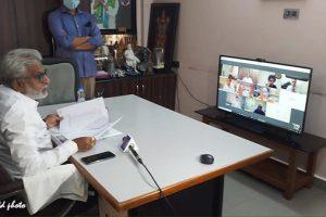 DELHI COLLEGE GOVERNING BODY MEET HELD