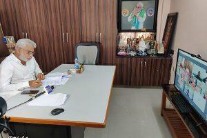 DELHI COLLEGE GOVERNING BODY MEET HELD1