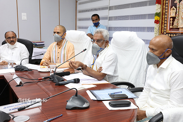 TTD CHAIRMAN PRESS MEETco