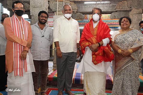 The Honourable Speaker of Sri Tammineni Sitaram visit to Sri PAT7