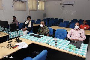 Meeting at SVETA1