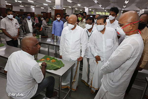 EO INSPECTION AT ANNAPRASADAM COMPLEX2