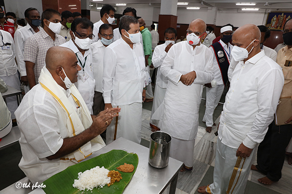 EO INSPECTION AT ANNAPRASADAM COMPLEX3