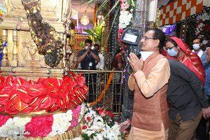 CM of MP Sri Shivraj Singh Chouhan Visit to Sri Pat3