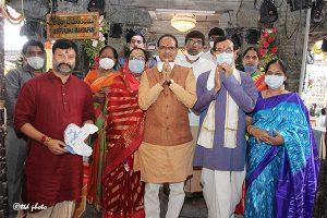 CM of MP Sri Shivraj Singh Chouhan Visit to Sri Pat8