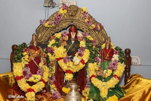 Taking over of Sri Prasanna Venkateswara Swamy Booragamanda VillageTemple1