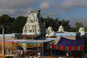 Taking over of Sri Prasanna Venkateswara Swamy Booragamanda VillageTemple2