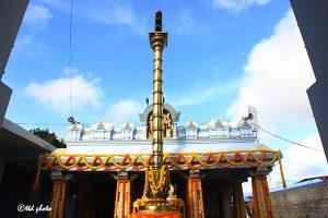 Taking over of Sri Prasanna Venkateswara Swamy Booragamanda VillageTemple3