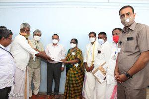 Taking over of Sri Prasanna Venkateswara Swamy Booragamanda VillageTemple9
