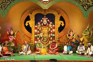 VISAKHA SHARADA PEETHAM PONTIFF LAUDS TTD's SPIRITUAL DISCOURSES2