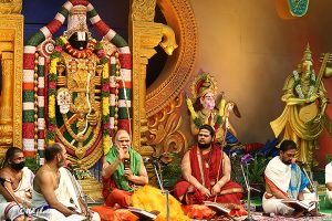 VISAKHA SHARADA PEETHAM PONTIFF LAUDS TTD's SPIRITUAL DISCOURSES3