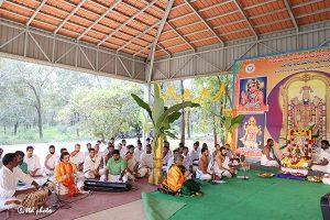 Skanda Sasthi at SV Vedic University1