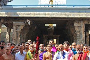 Sri Vidhya Shreesha Teertha Swamiji Peetadhipathi of Sri Vyasaraja Mutt10