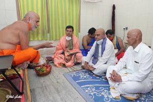 Sri Vidhya Shreesha Teertha Swamiji Peetadhipathi of Sri Vyasaraja Mutt12