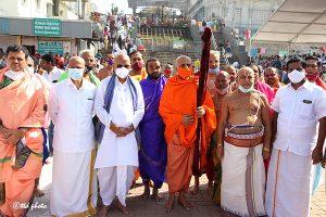 Sri Vidhya Shreesha Teertha Swamiji Peetadhipathi of Sri Vyasaraja Mutt4