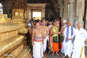 Sri Vidhya Shreesha Teertha Swamiji Peetadhipathi of Sri Vyasaraja Mutt9
