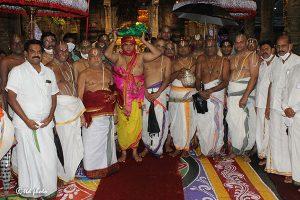 procession of putamannu