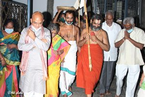 Tridendi Chinnajeeyar Swamy Visit to Sri Pat10