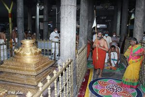 Tridendi Chinnajeeyar Swamy Visit to Sri Pat12