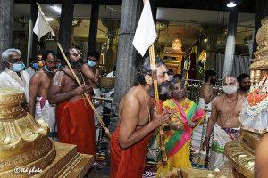 Tridendi Chinnajeeyar Swamy Visit to Sri Pat14